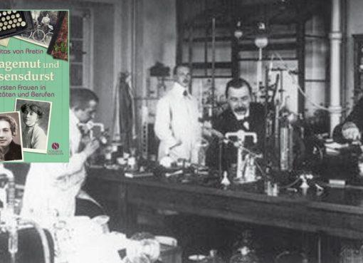 Chemielabor am Kaiser-Wilhelm-Institut