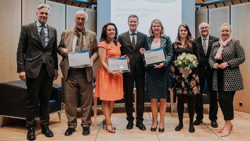 Wettbewerb Klimaschutzpartner