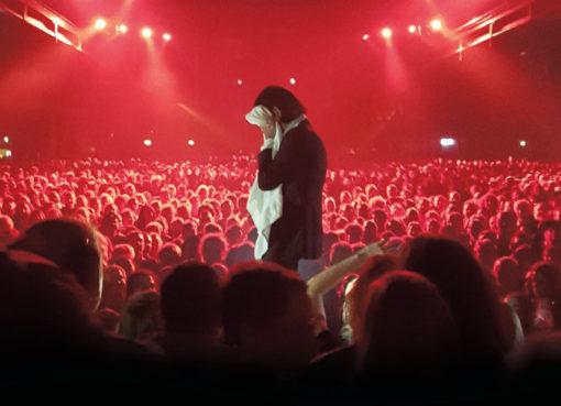 Nick Cave & The bad Seeds live in Kopenhagen - Pressfoto
