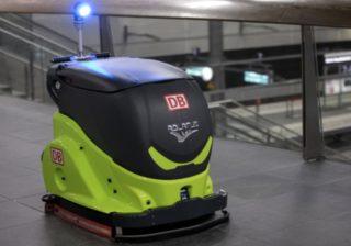 Putzroboter von Adlatus Robotics