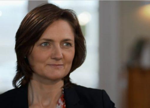 Simone Lange, OB in Flensburg