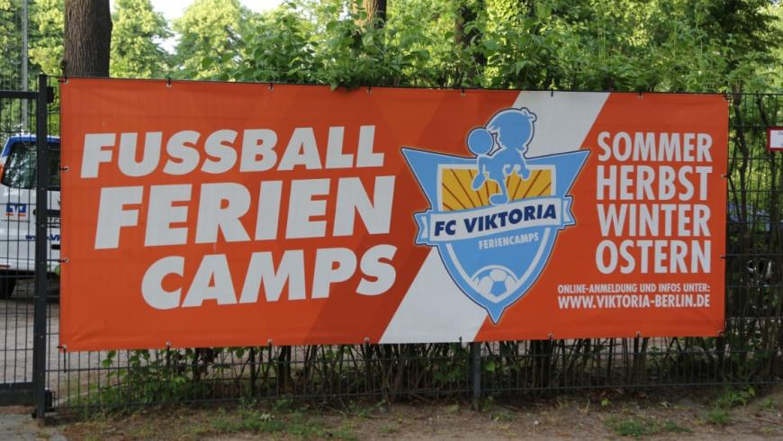 Fussball-Feriencamp