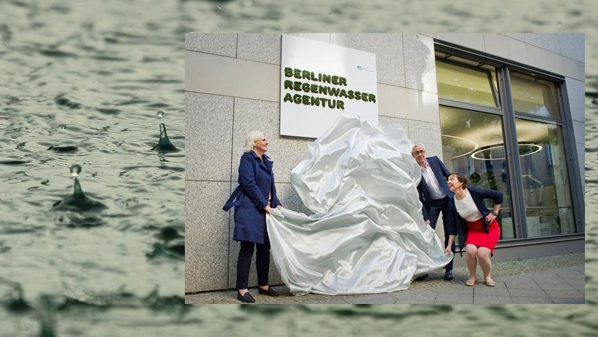 Neue Regenwasseragentur gegründet