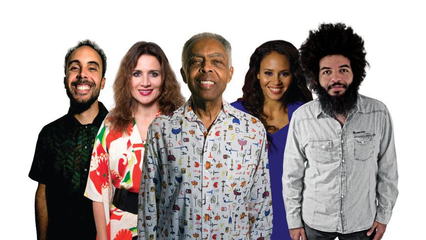 Gilberto Gil & Amigos