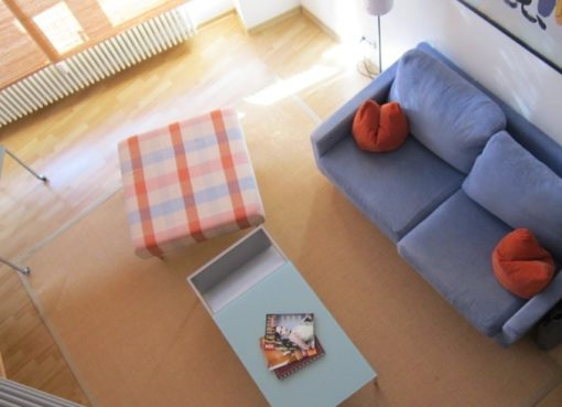 Mikroappartment: