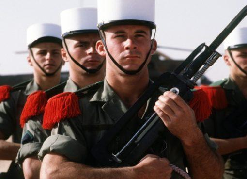 Fremdenlegion - Légion étrangère