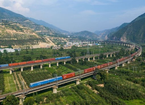 China Railways: Longhai-Linie