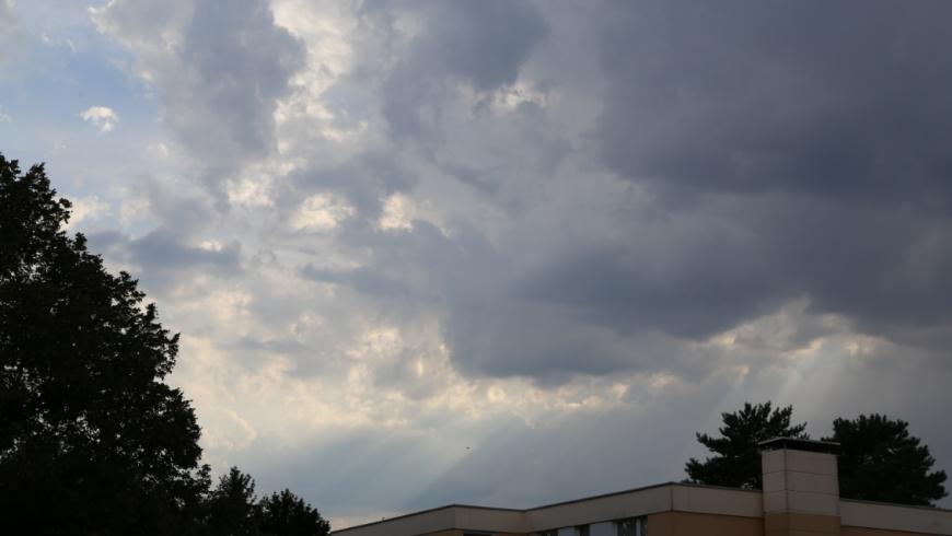 Wetterumschwung kündigt sich an