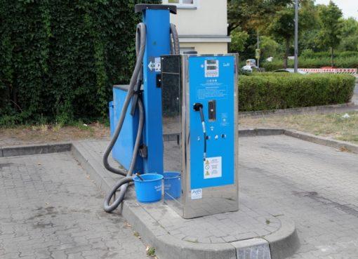 AIR SERV Reifendruckprüfer- und Füller