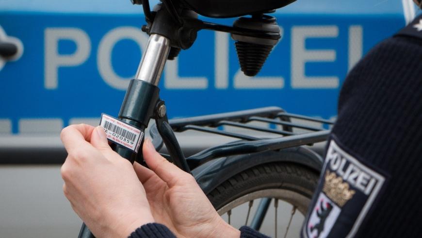 Fahrradkennzeichnung