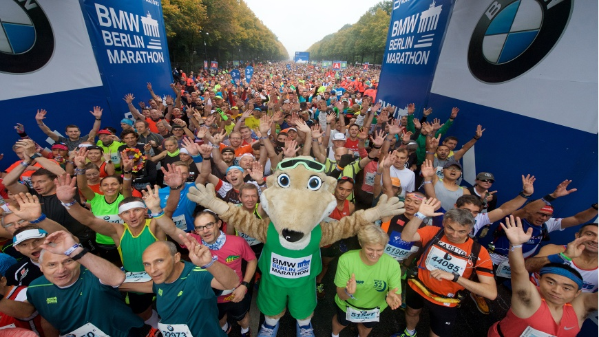 45. Berlin Marathon