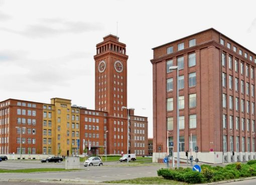 Siemens in Berlin investiert