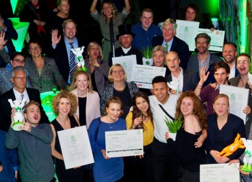 Green Buddy Award 2018