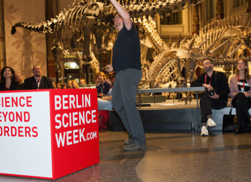Science Week Berlin 2018 Beyond Borders