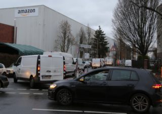 Amazon Standort Mariendorf