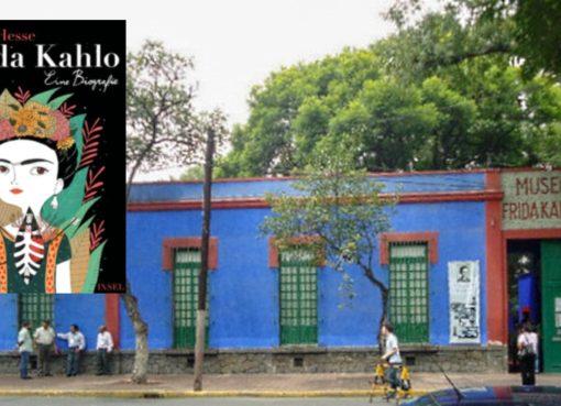 """""""Casa Azul"""" in Coyoacán"""