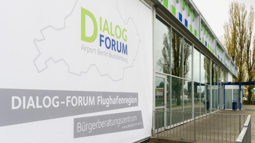 Dialogforum Airport Berlin Brandenburg