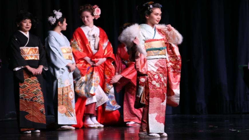 Japan Festival in der Urania