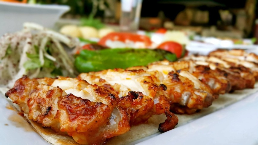 Kebap - uluslararası yemek