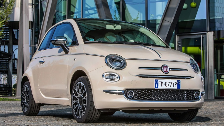 Fiat Cinquecento Collection 2018