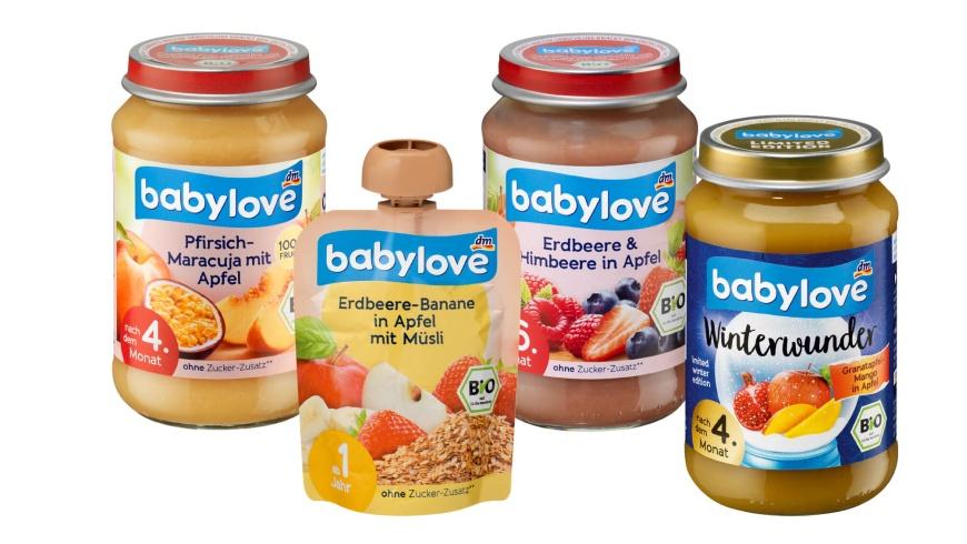Produktrückruf dm Babylove