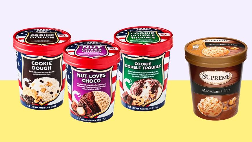Rückruf: Froneri Ice Cream