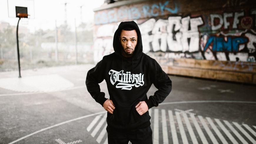 Streetwear Fotoshooting mit TSCHÜSSY