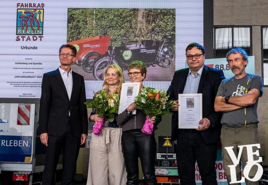 """Preisträger """"FahrradStadtBerlin"""""""