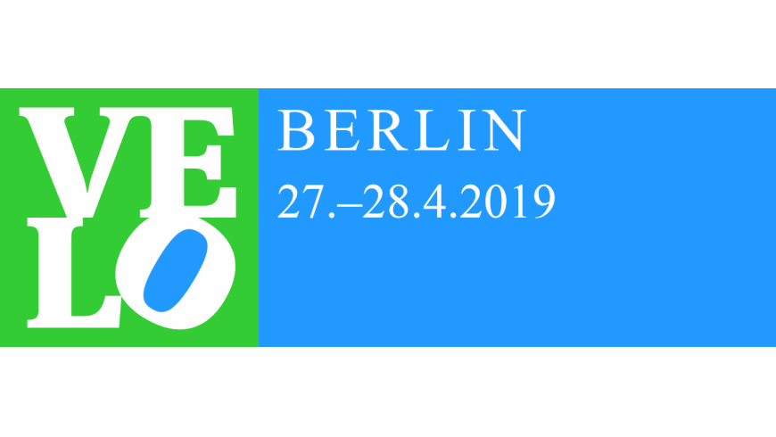 VELOBerlin 2019 am 27.-28. April