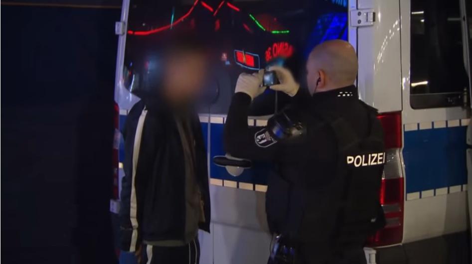 Polizeiaktion gegen Clankriminalität