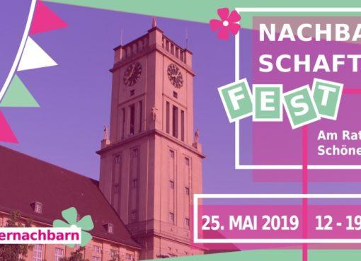 2. Nachbarschaftfest am 25.Mai 2019