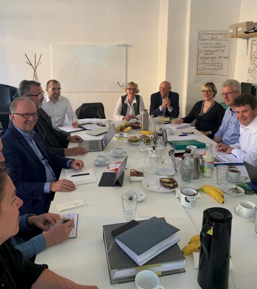 1. Sitzung Regionalmanagement