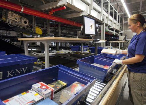 KNV Packzentrum Erfurt