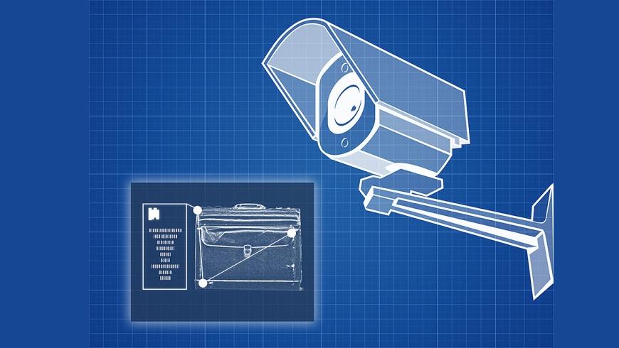 Test intelligenter Videoanalyse-Technik