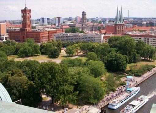 Blick vom Berliner Dom