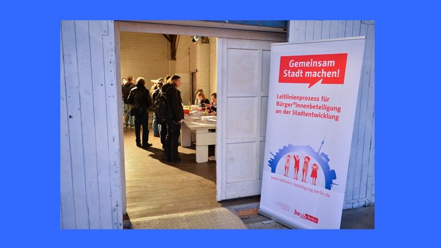 Leitlinien für Beteiligung von Bürgerinnen und Bürgern