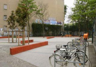 Frei- und Spielfläche Katzlerstraße