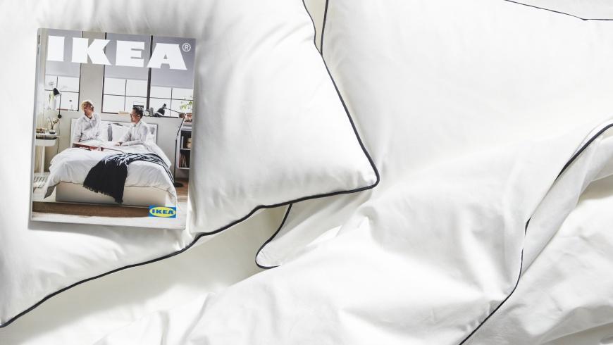 "IKEA Katalog:""Work-Life-Sleep-Balance"""