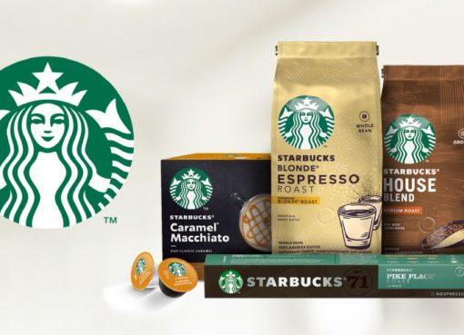 Starbucks Kaffee-Sortiment