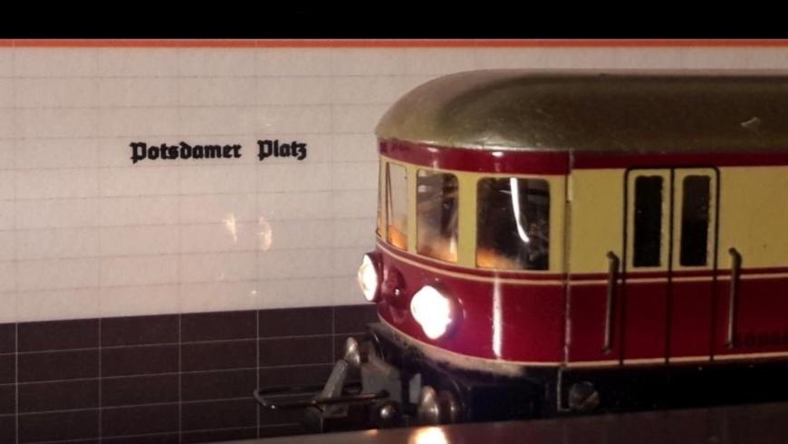 Modellbahnausstellung Berlin 2019