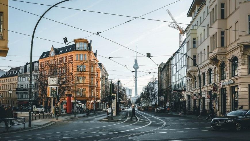 Berlin-Mitte: Gewerbeflächen werden knapper und teurer