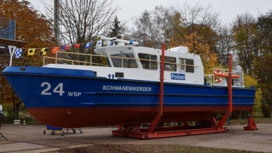 WSP 24 Schwanenwerder
