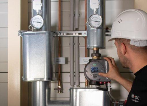 GA-tec Gebäude- und Anlagentechnik GmbH