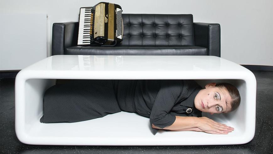 La Signora - Die Schablone in der ich lebe , Foto: © BKA, promo