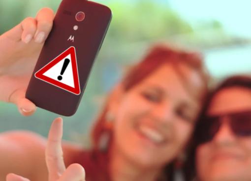 Vorsicht: Beauty-Apps!