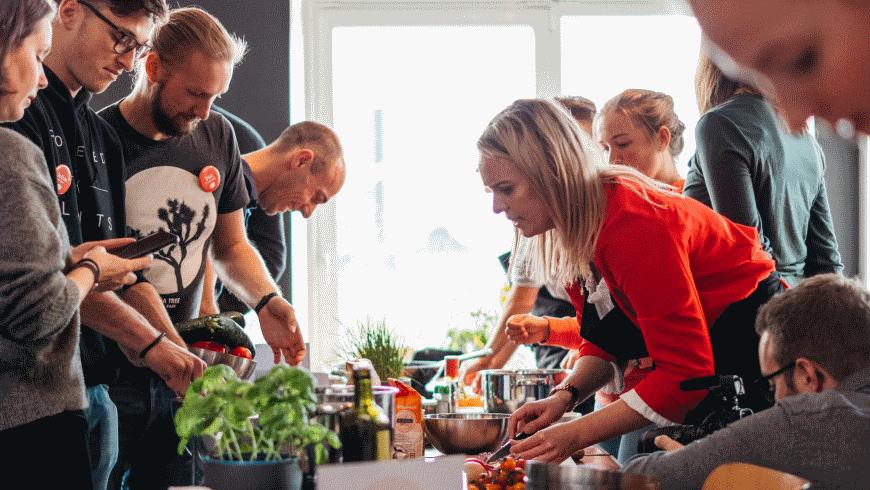 Lidl: Vegan Werkstatt