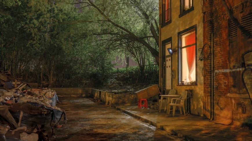 Markus Lehr: Mise en Scene