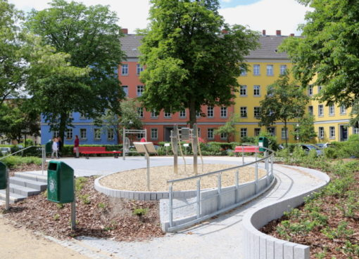 Spielplatz Alarichplatz