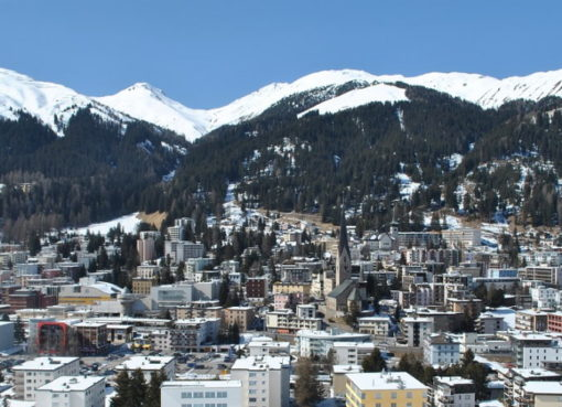 Davos - Tagungsort des World Economic Forum
