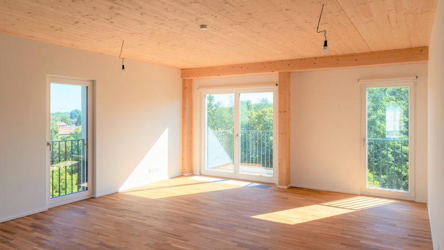 Wohnung im Quartier WIR in Weissensee